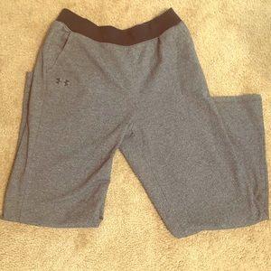 Under Armour Women's grey Sweatpants Size L